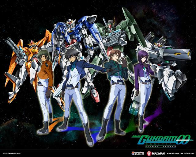 Mobile Suit Gundam 00 Season 2 Subtitle Indonesia Batch