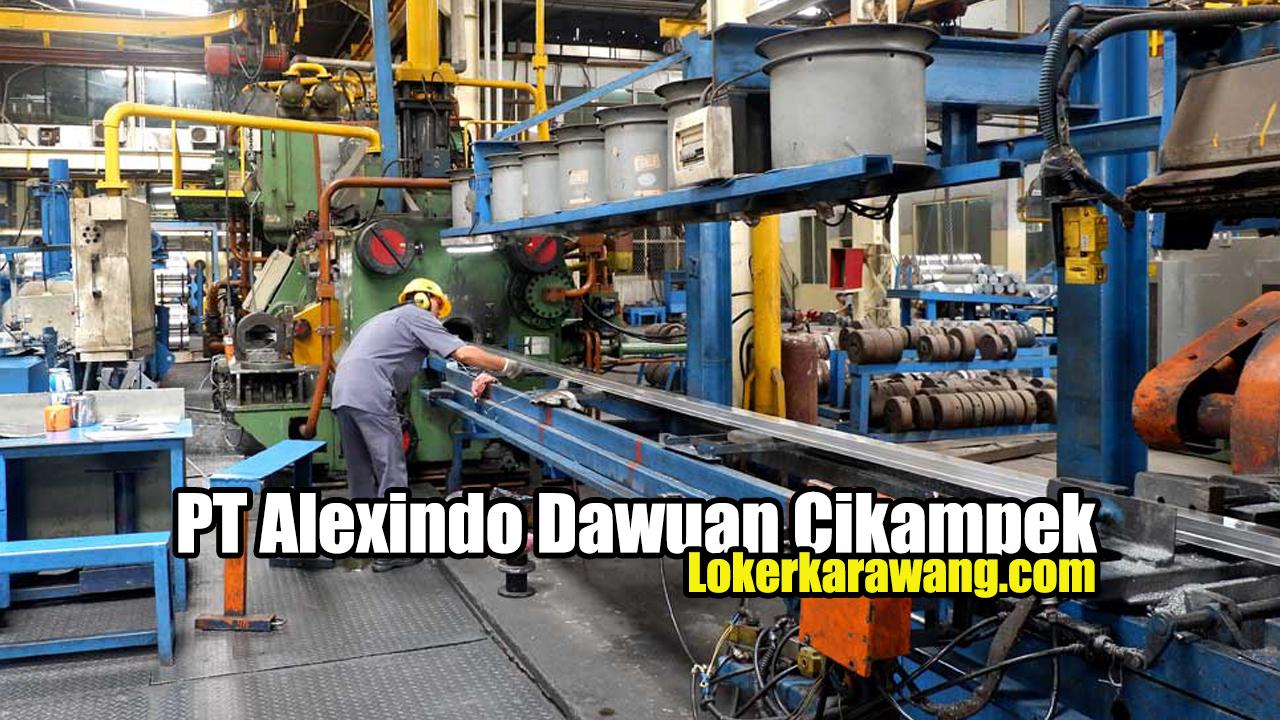 PT Alexindo Dawuan Cikampek