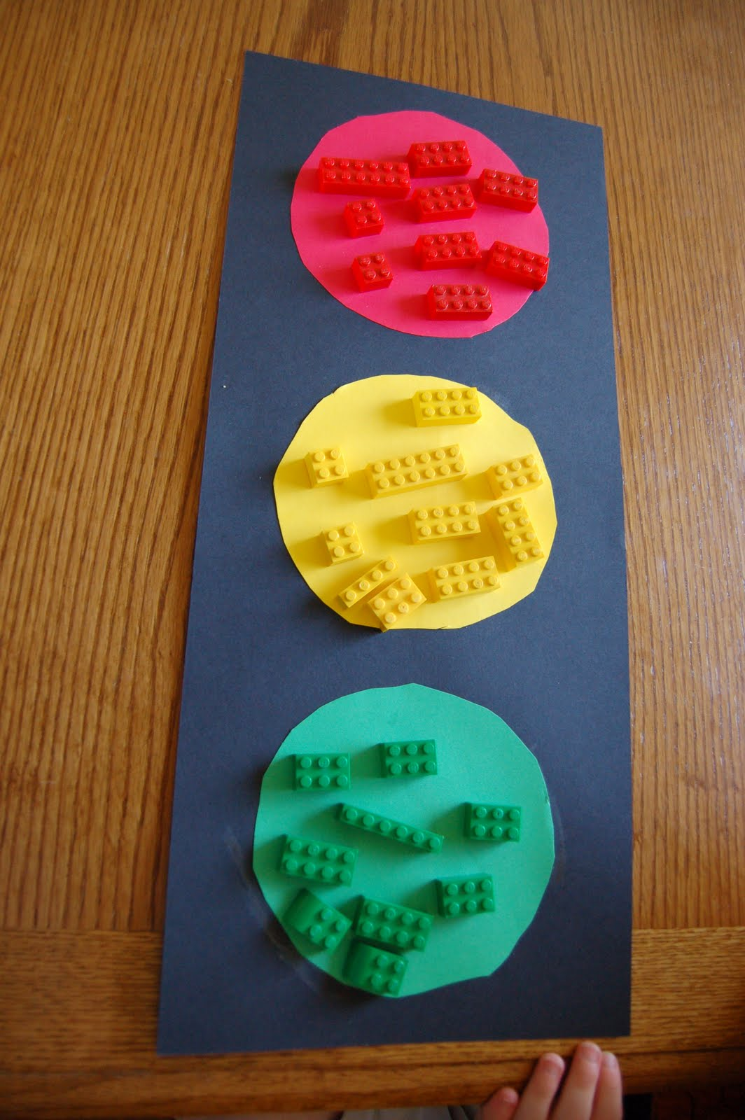 Story Time Red Light Green Light With Activities Sorting