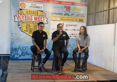 Download Applikasi #BeraniBuktiin 'Free Entry' Jakarta Bikers Meet 2016!