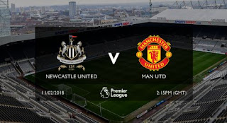 Susunan Pemain Newcastle vs Manchester United