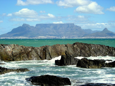 travel, tourism, Cape Town, Table Mountain