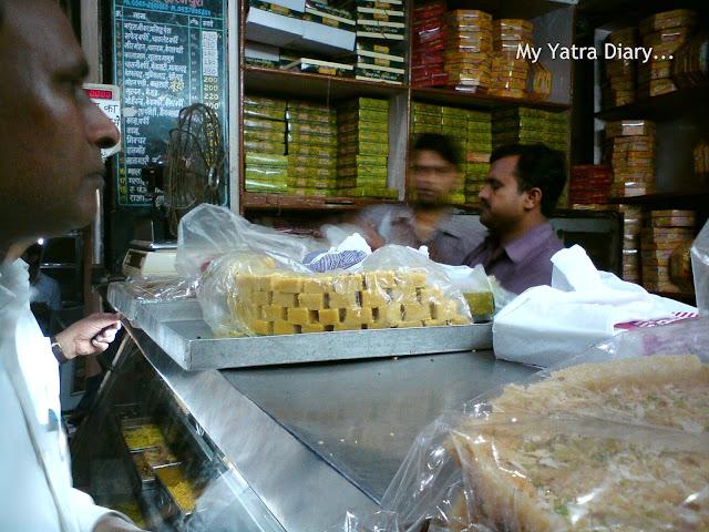 Sweetmeat shop, Mathura