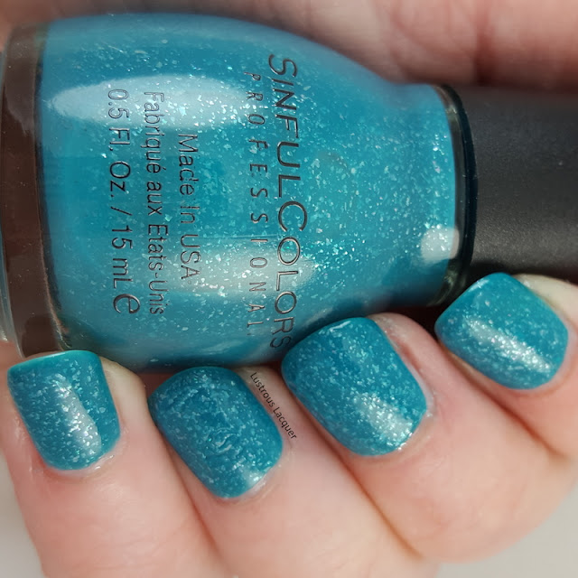 Desert-divas-collection-spring-2017-teal-nail-polish-with flakies