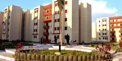 الاسكان تعلن عن مدة فترة حجز الوحدات السكنية حتي يوم 15 من يونيو القادم 2016