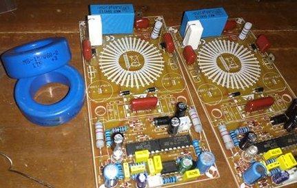 Modul Amplifier Kelas D