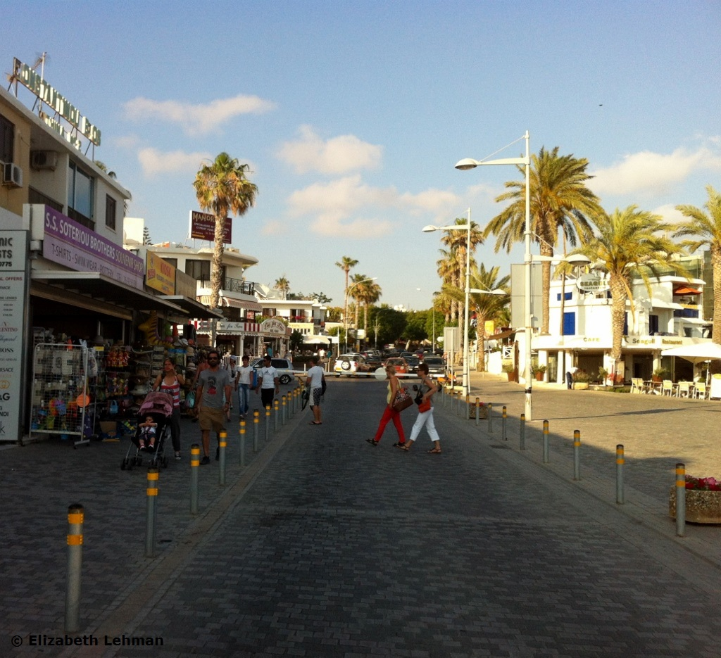 Exploring Cyprus: Paphos: The City