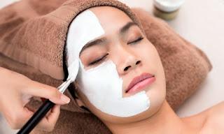 Masker Wajah Alami Untuk Jerawat