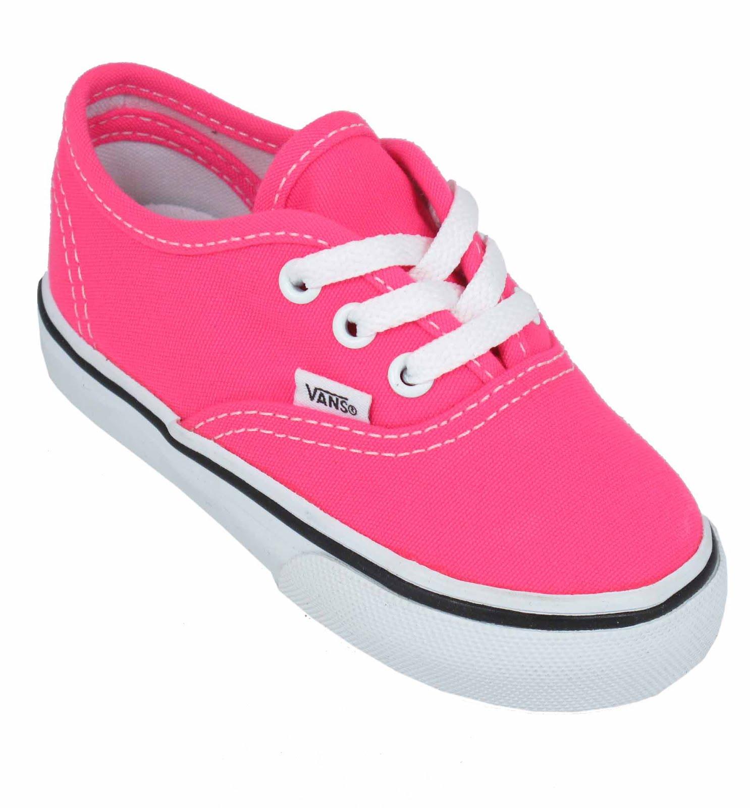 Landau Online: Vans Kids Shoes New Colours!