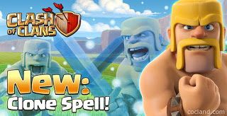 Game Clash of Clans ( COC ) Android Terbaru - The Real Strategy Game