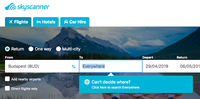 skyscanner review