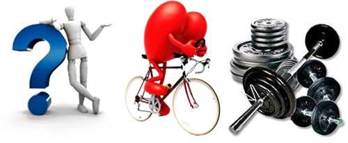 La efectividad de combinar la sesión de cardio y el trabajo con pesas es fácil