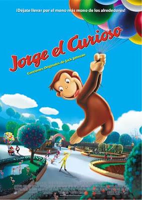 Jorge El Curioso en Español Latino