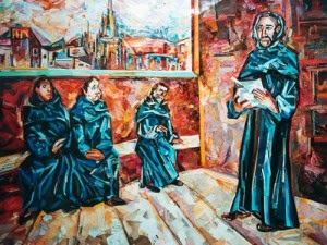 Os Agostinianos e Santo Agostinho