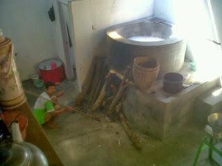 tungku pabrik abon, tungku pemasak abon, penggoreng abon, pabrik abon sapi