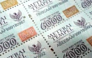 Perundang-Undangan Yang Mengatur Tentang Pemalsuan Materai
