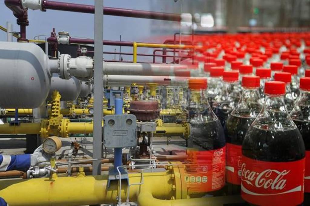 Ternyata Pabrik Coca Cola Pakai CO2 Produksi Pertamina EP Subang