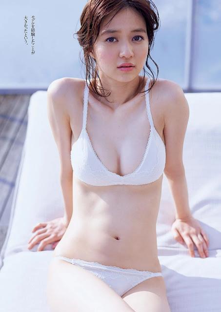逢沢りな Rina Aizawa Weekly Playboy 2017 No 3-4 Pictures