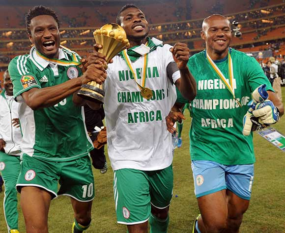 afcon+champs+4 - Good moment of Super Eagles- Photos