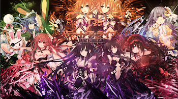 Date A Live [16/??+Extras 1/?] [Light novel] [PDF] (4S/MEGA)