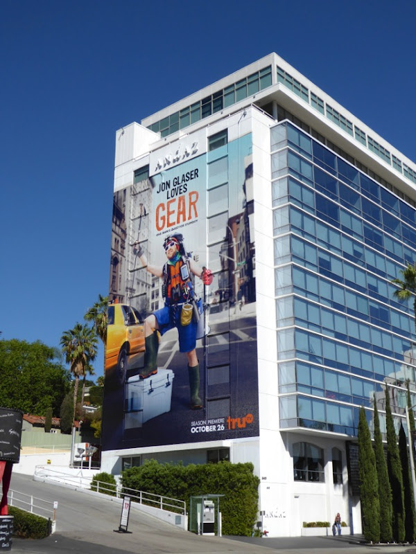 Jon Glaser Loves Gear season 1 billboard