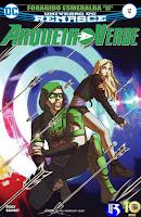DC Renascimento: Arqueiro Verde #12