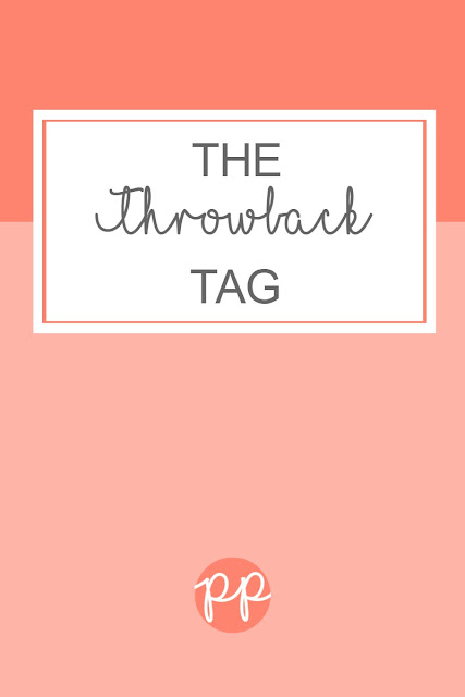 The Throwback Tag