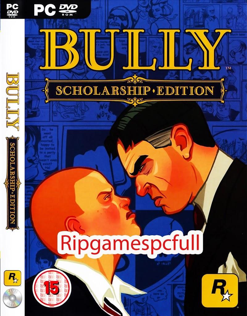 Bully Scholarship Edition PC Rip Games