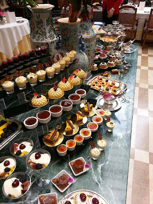 doces brunch hotel alvear