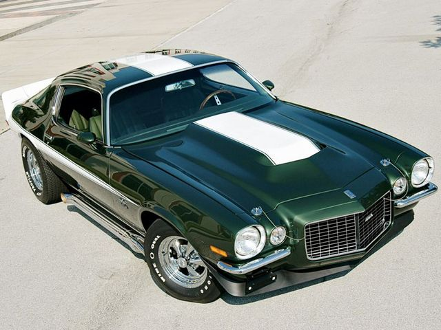 Exhuast Pipes Muscle Cars