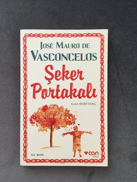 En Çok Okunan Kitaplar - Şeker Portakalı - Jose Mauro de Vasconceles - Kurgu Gücü