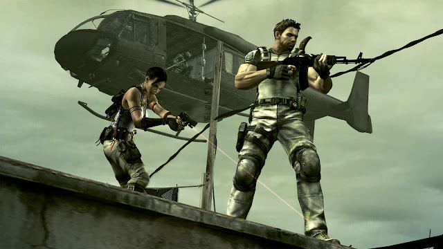 Resident Evil 5 PC Captura 3