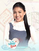 Biodata Nadine Lustre Pemeran Leah Olivar Di Sinetron On The Wings Of Love MNCTV