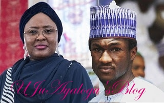 DOUBLE TRAGEDY: First Lady Aisha Buhari Suffers Hypertension Over Son's Motor-bike Crash, HOSPITALIZED