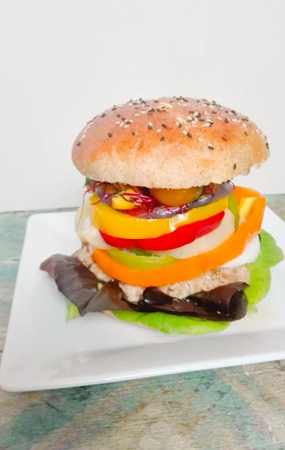 przepisy na parze z mięsa mielonego i warzyw