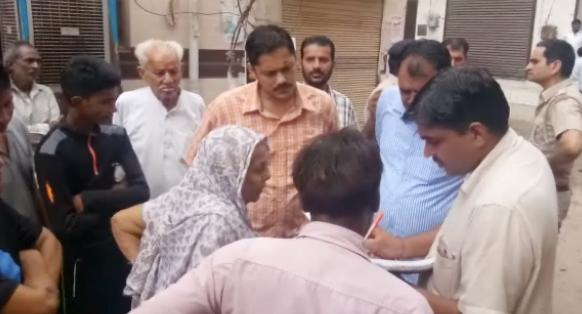 crime-ballabgarh-chawla-colony-faridabad