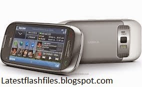 Nokia C7 RM-675 Latest Flash File Free Download