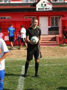 Когато съдията надбяга футболиста - интервю с Невелин Гугутков