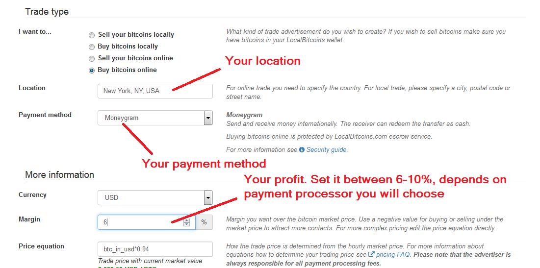 Localbitcoins moneygram payment mining bitcoins with gpu