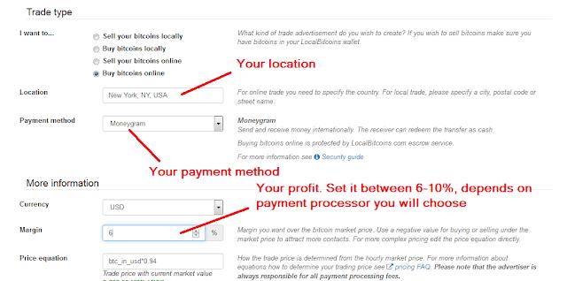 Localbitcoins moneygram payment af41 binary options