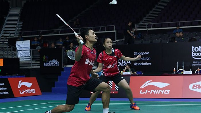Akbar Bintang Cahyono-Winny Oktavina Kandow Macau Open