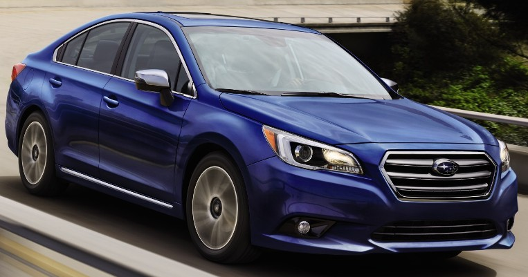 Saxton On Cars: 2017 Subaru Outback and Legacy Coming Next Month