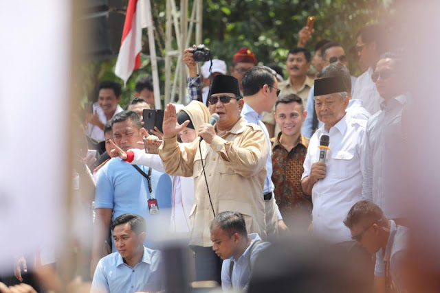 Prabowo Jawab Tudingan Penculikan hingga Isu Mau Bunuh Presiden Soeharto
