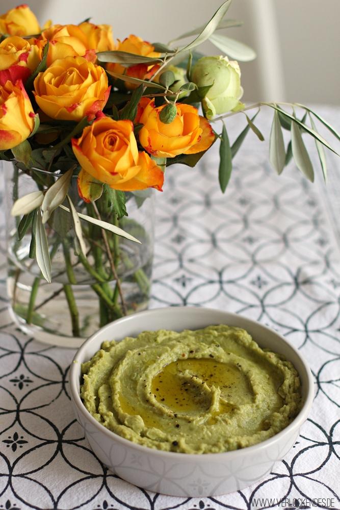 Hummus Vegan Rezept