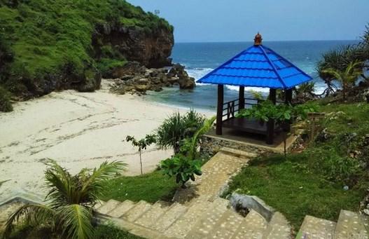 Pantai Ngeden Gunung Kidul Yogyakarta