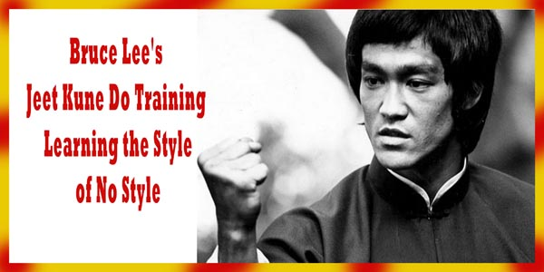 Bruce Lee's Jeet Kune Do Training - Learning the Style of No Style
