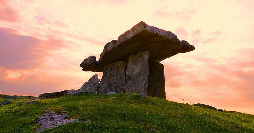 Antiguos dólmenes: Observatorios astronómicos de 6.000 años de antigüedad
