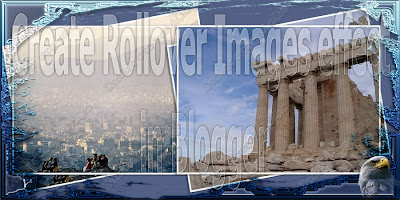 Create Rollover Images effect to Blogger
