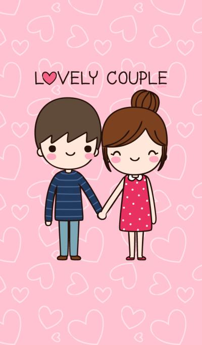 PAKWAAN & BOYFRIEND (LOVELY COUPLE)