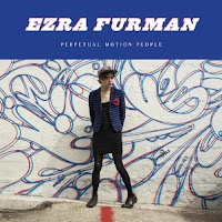 Disco EZRA FURMAN - Perpetual motion picture